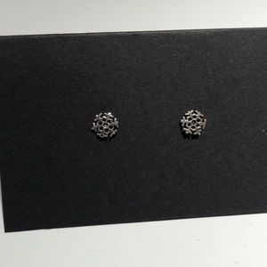 Itty Bitty Sterling Silver Studs
